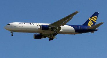 Fin de la aerolínea uruguaya Pluna
