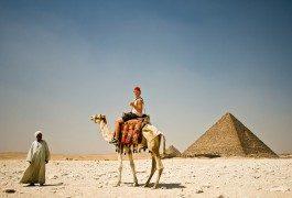 Se descubren pirámides en Egipto gracias a Google Earth