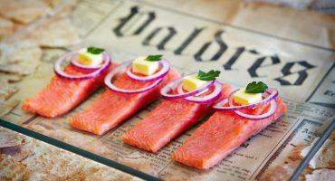 Raksfisk, el festival del pescado de Noruega