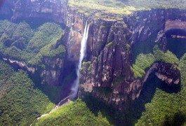 Algunas de las cascadas más espectaculares