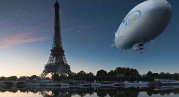 París inaugurará un nuevo servicio de vuelos turísticos en globo dirigible