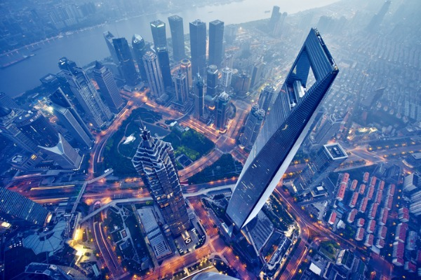 Torre de Shangái