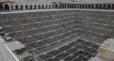 Algunas escaleras infernales, casi imposibles