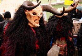 Carnavales en Hungría y Eslovenia: ¡atención, monstruos!