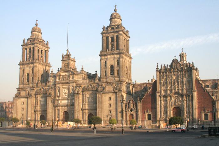 Featured image_ Catedral de Ciudad de México