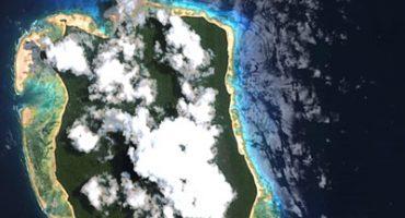 Algunas de las islas más surrealistas del mundo: Sentinel del Norte