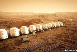 ¿Quieres un billete de solo ida a Marte?