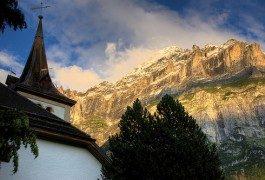 Los atractivos del cantón de Oberland Bernés, en Suiza