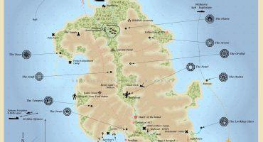 Navegando por las islas fantasmas, primera expedición