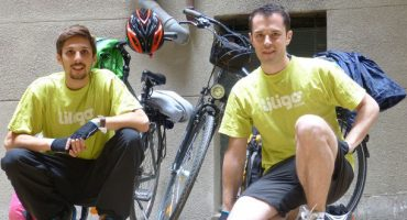De Budapest a Belgrado en bici, la aventura de Julien y Romain (Parte 1)