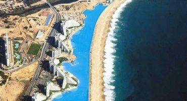 ¿Conoces la piscina más grande del mundo?