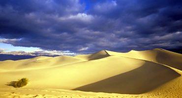 Visita Death Valley en plena ola de calor