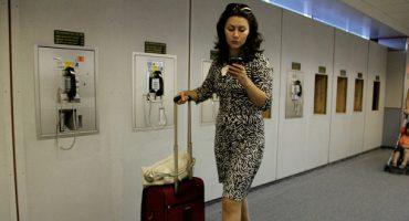 Los viajeros españoles y el móvil