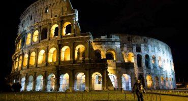 El Coliseo Romano se despide del tráfico