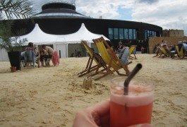 Vaya, vaya, ¡en Londres hay playa!