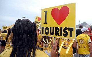 Aumenta el turismo en España y en el Mundo