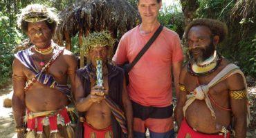La vuelta al mundo en 23 años: la historia de Mike Spencer Bown