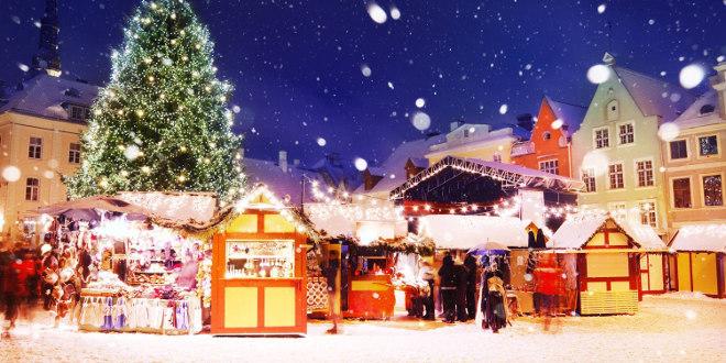 Top 5 Mercados de Navidad para el 2013