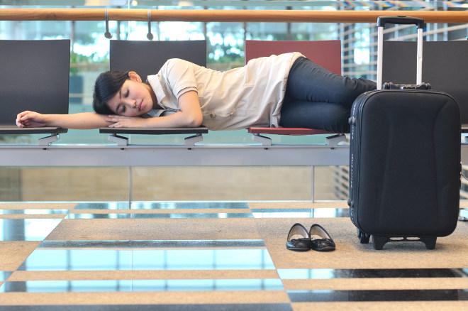 Top 10 mejores (y peores) aeropuertos para dormir