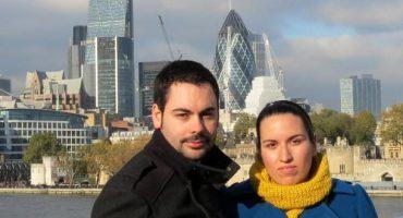 Alba y Jesús, de España al Reino Unido