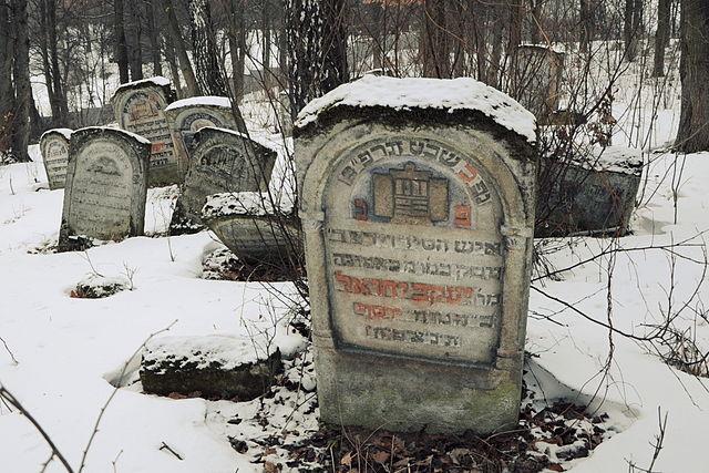 Cementerio Szczebrzeszyn