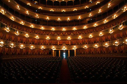 Ópera Napoles