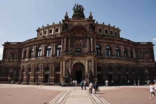 Ópera Dresde