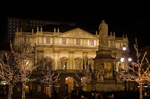 Ópera Milan