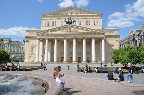 Ópera Moscú