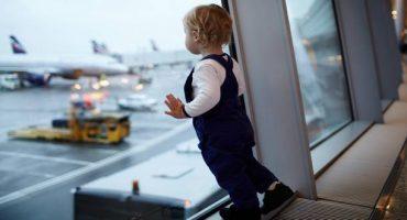 ¿Niños que viajan solos? Sí, con servicio de acompañamiento