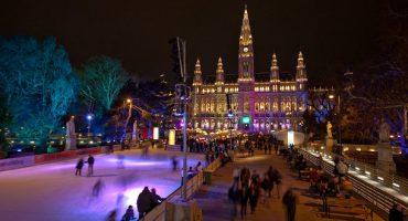¡A patinar a Viena!
