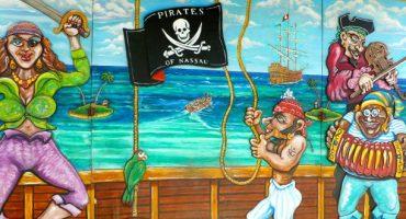 Las Bahamas, un paraíso pirata