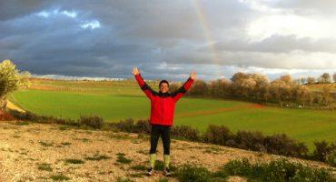 Ignacio Dean, la vuelta al mundo caminando por el Planeta Tierra