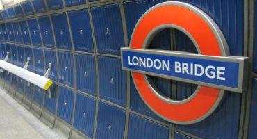 Huelga en el metro de Londres