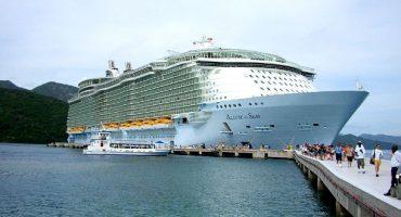 El mayor barco del mundo tendrá su base en Barcelona