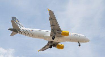 Vueling lanza descuentos del 50% en sus vuelos reservando a lo largo del día de hoy