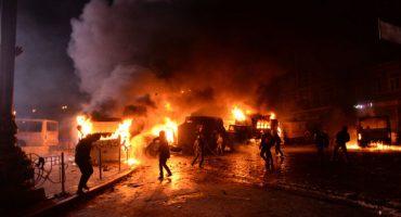 Extrema precaución si viajas a Ucrania