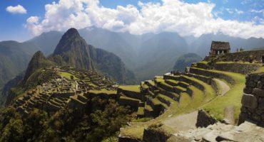 Streaking en el Machu Picchu (+18)