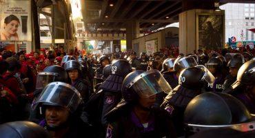 Problemas en Tailandia: lugares a evitar en Bangkok