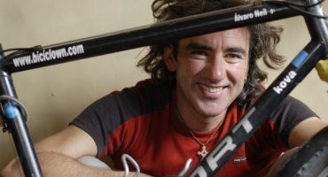 Miles de sonrisas alrededor del mundo con el Biciclown