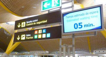 Nuevo servicio en el Aeropuerto de Madrid-Barajas