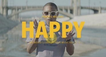 Una vuelta al mundo «Happy» con Pharrel Williams