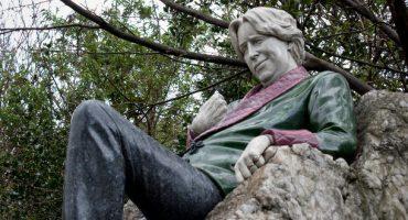 Dublín publica su mapa de «esculturas extravagantes»