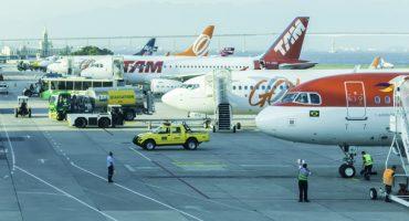 La clasificación de las aerolíneas más puntuales de 2013