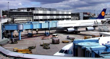 Problemas en los aeropuertos alemanes por huelga
