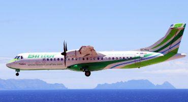 Binter Canarias conectará Tenerife con Lisboa