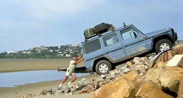 Gunther y su coche Otto, en viaje desde 1989 (… y siguiendo)