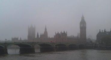 Problemas por niebla en los aeropuertos de Londres