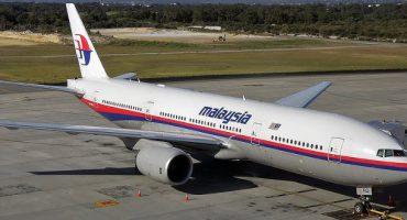 Avión de Malaysia Airlines: todavía sin rastro