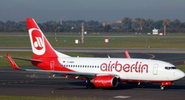 airberlin anuncia WiFi a bordo para este año
